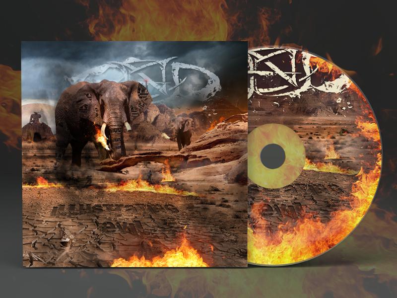 E.N.D. cover art