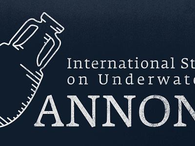 ANNONA hand drawn custom type design logo