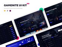 Gamenite Ui Kit Free Resource
