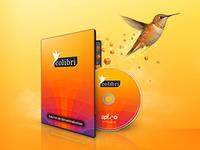 Colibri DVD box