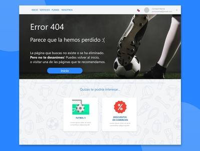 404 error :(