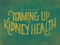 Teaming Up for Kidney Health