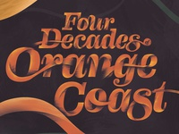 Four Decades of Orange Coast