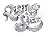 Rising Star - Initial Sketch