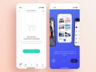 Design create fresh IOS UI uidesign ui ux morocco aribro.com aribro.com design ios illustration branding ux app best 2019 designer