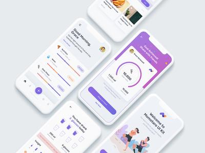 [ARIBRO] - Design App UI Ux 2019