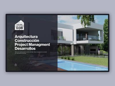 D3B Studio Website