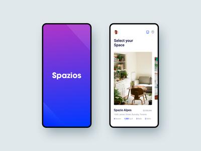 Spazios App