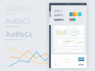 Style Tile visualization chart style style tile analytics metrics metadata metacenter governance data dashboard dag