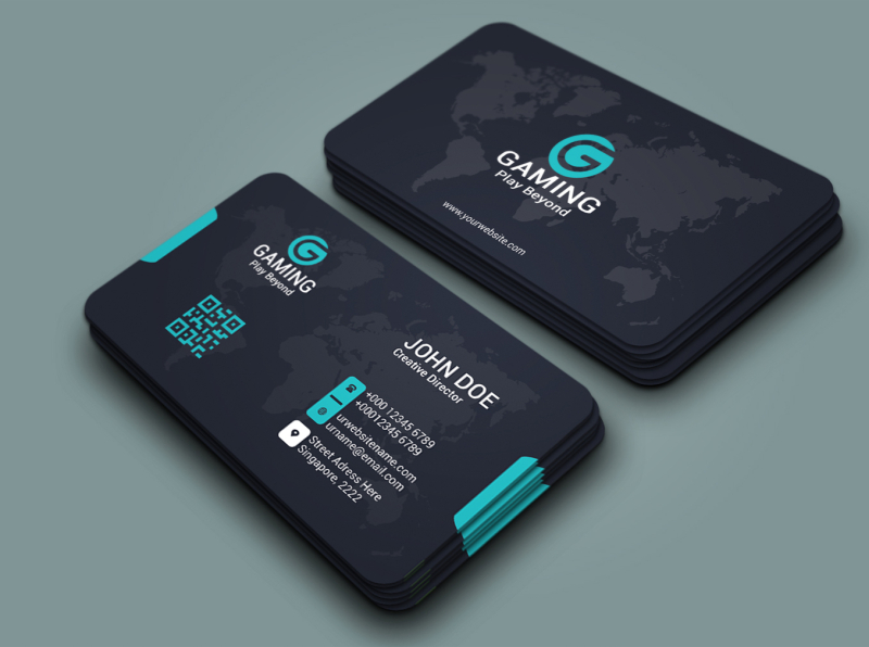 Modern Professional Business Card Design Template By Hasan Ahmed On Dribbble,Roadside Design Guide Table 31