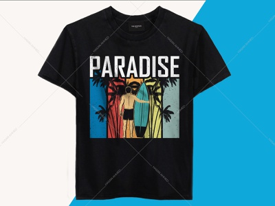 Paradise Clothing Summer Beach T-shirt Design illustration band t-shirts t-shirts t-shirt design t-shirt design ideas t-shirt printing branding design funny shirts paradise clothing surfing t-shirt brands surf shirts avengers t-shirt adventure quotes aloha shirts hawaiian shirts beach t-shirt design summer t-shirt design beach shirt mens beach t-shirts
