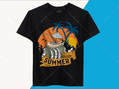 Summer Beach T-shirt Design uiux illustraion vintage t-shirt surfing t-shirt brands avengers t-shirt adventure quotes hawaiian t-shirt aloha shirts hawaiian shirts beach t-shirt design summer t-shirt design beach shirts summer shirts band t-shirts t-shirts t-shirt design t-shirt design ideas t-shirt printing branding design funny shirts