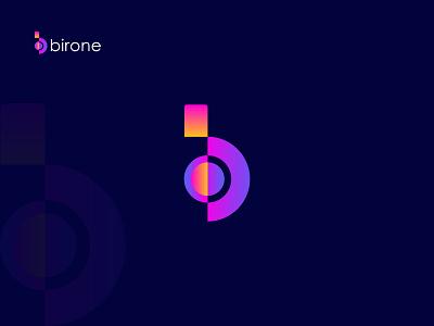 Modern B Letter Logo Design. branding graphic design illustration design creative logo logo design abstract logo modern logo app logo logo designer