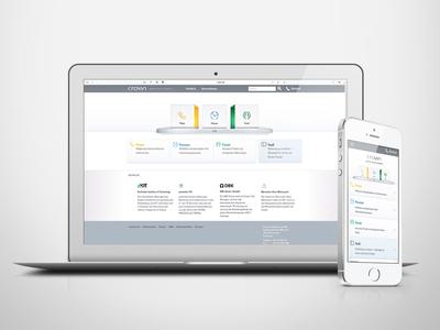 Crown Software, Web Design website webdesign online responsive
