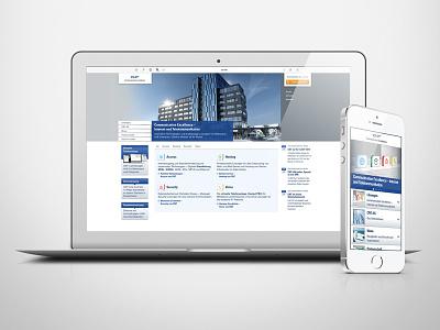 CNT, Web Design website webdesign online responsive