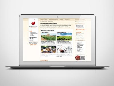 2013 Sww Web website graphics redesign corporate design