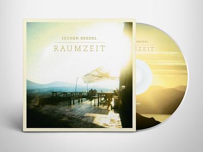 Packaging Design for Jochen Bredel cd disc packaging music