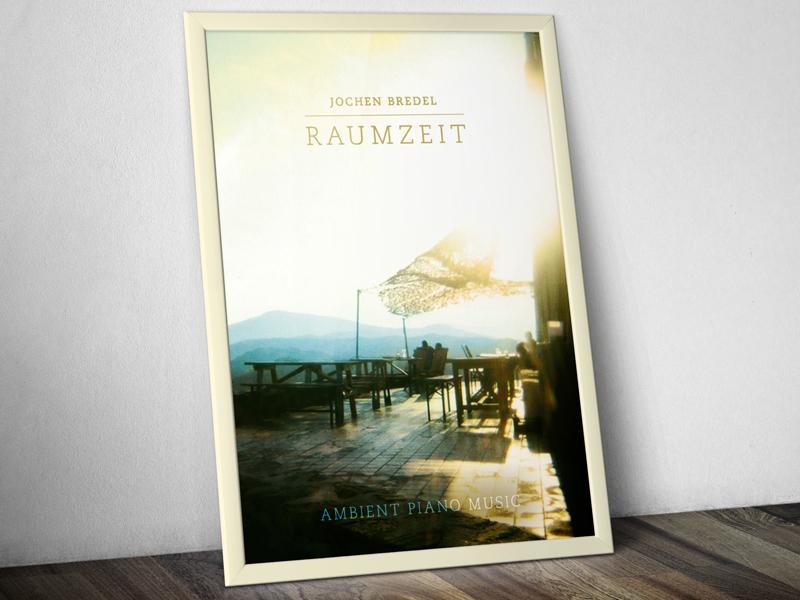 Poster Design for Musician Jochen Bredel music poster plakat graphics