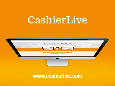CashierLive is Alive!