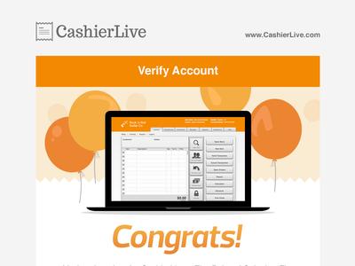 Verify Account Email