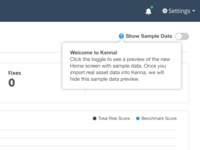Sample Data Idea