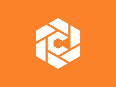 Logo for Covenant industrial branding logo design