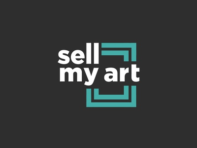 Sell My Art - logo