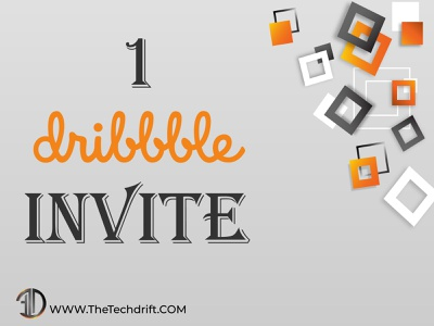DRIBBBLE INVITE be a draft dribbler be a player thetechdrift giveaway dribble invitation dribble invite