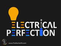 Electrical Perfection LLC - Electrician Logo