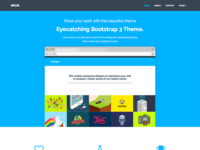Solid - Bootstrap 3 Theme