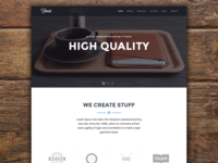 Finest - Bootstrap One Page