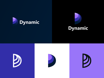 Dynamic Aplications Design brand logo design colorpalette logotype aplica project design icon typography vector logo branding
