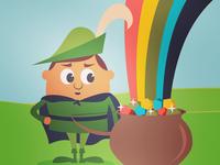 Robin Hood's discovery