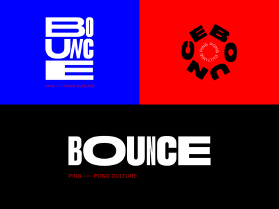 Bounce   Ping-Pong Culture