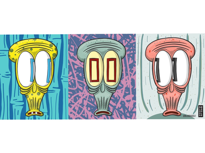 I'm Squidward. He's Squidward. We're All Squidward...