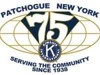 Kiwanis 75th Logo