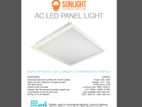 Sunlight Technologies Sell Sheet