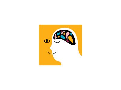 Mindset introvert mindfulness mental health design digital photoshop illustration