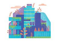 Sustainable future cities