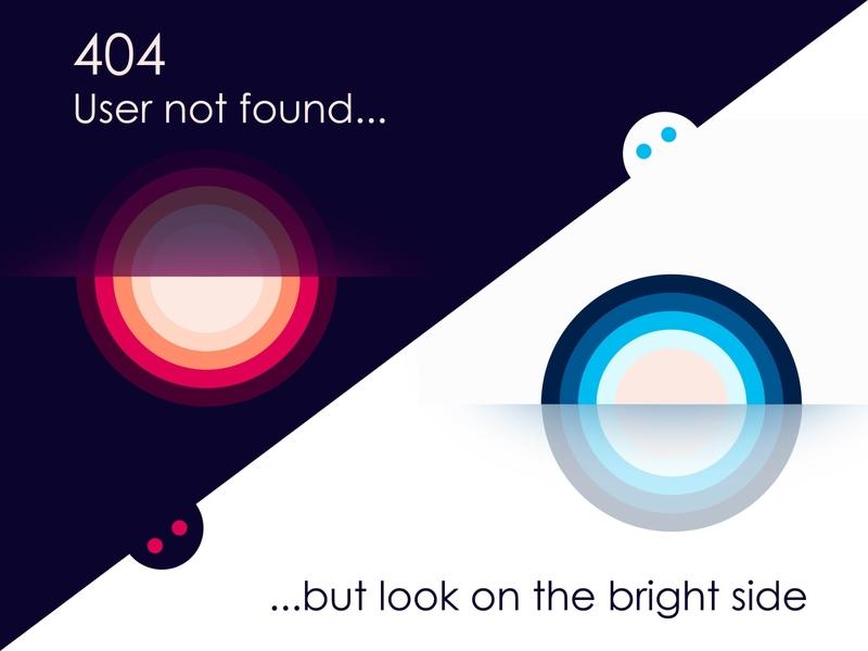 404 404 error page 404 error 404 008 vector uiux illustration daily 100 challenge screens ui design ui design