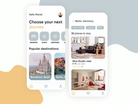Travel App For Booking 🧳🗺