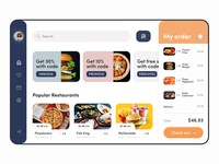 Food Delivery Dashboard