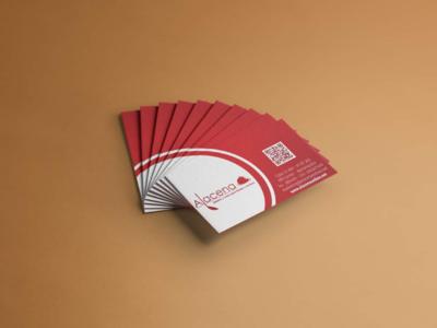 Diseño de tarjetas de presentación