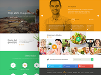 Rednutricion Website