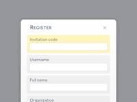 Registration form r1 full