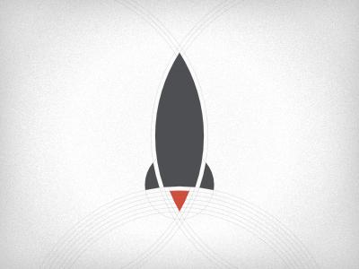 Holy circularity... It's a rocket! rocket