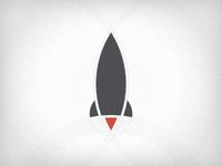 Holy circularity... It's a rocket!