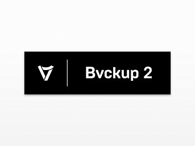 New logo bvckup2