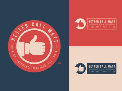 Better Call Matt Insurance Logo