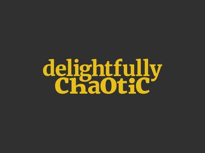 Delightfully Chaotic Logo